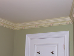 Murals By Marg Hand Painted Molding Girls Room 1.jpg