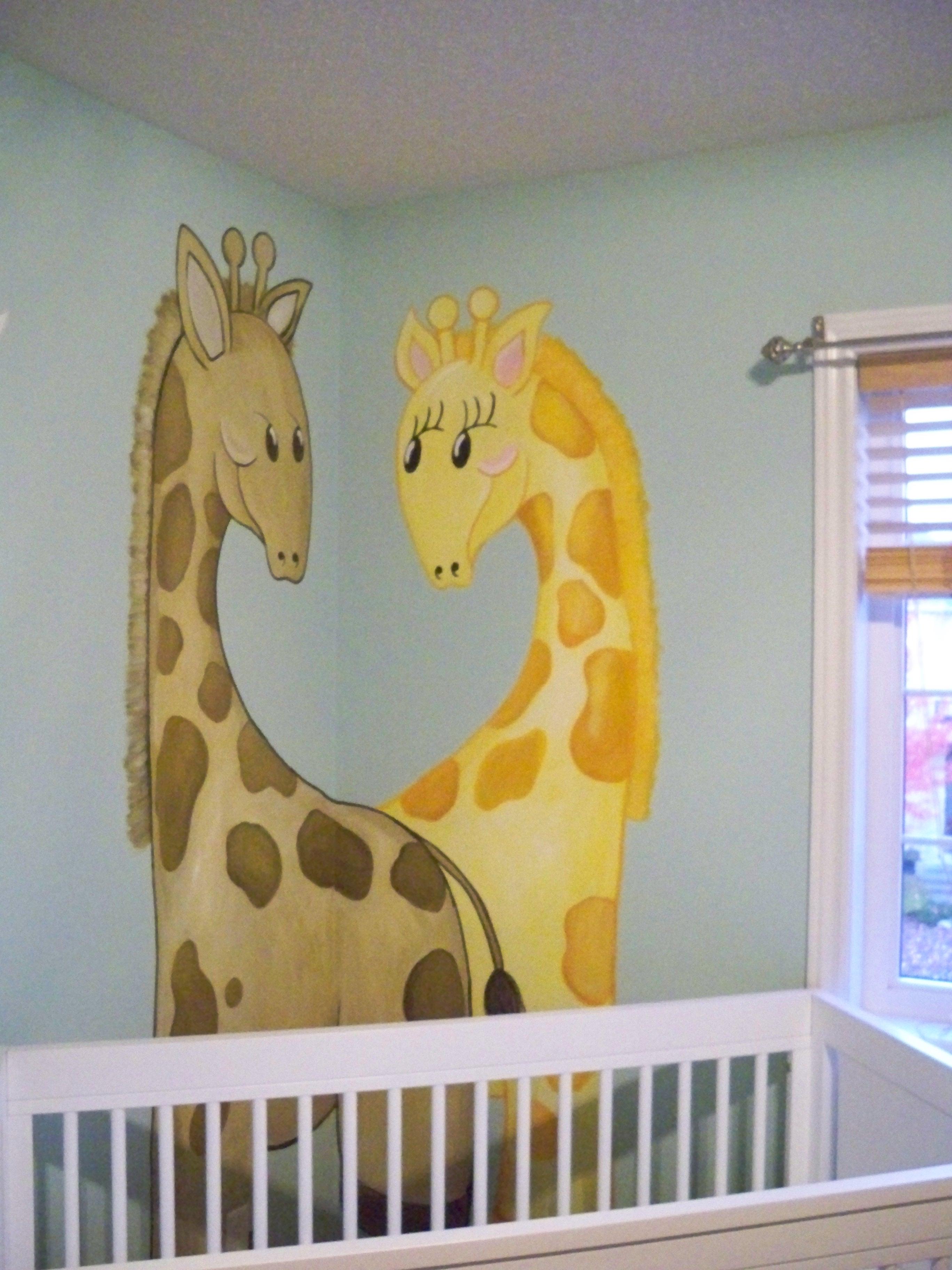 Murals By Marg Giraffe Nursery Mural 1.jpg