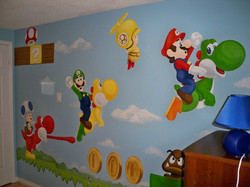 Murals By Marg Mario Brothers Mural 2.JPG