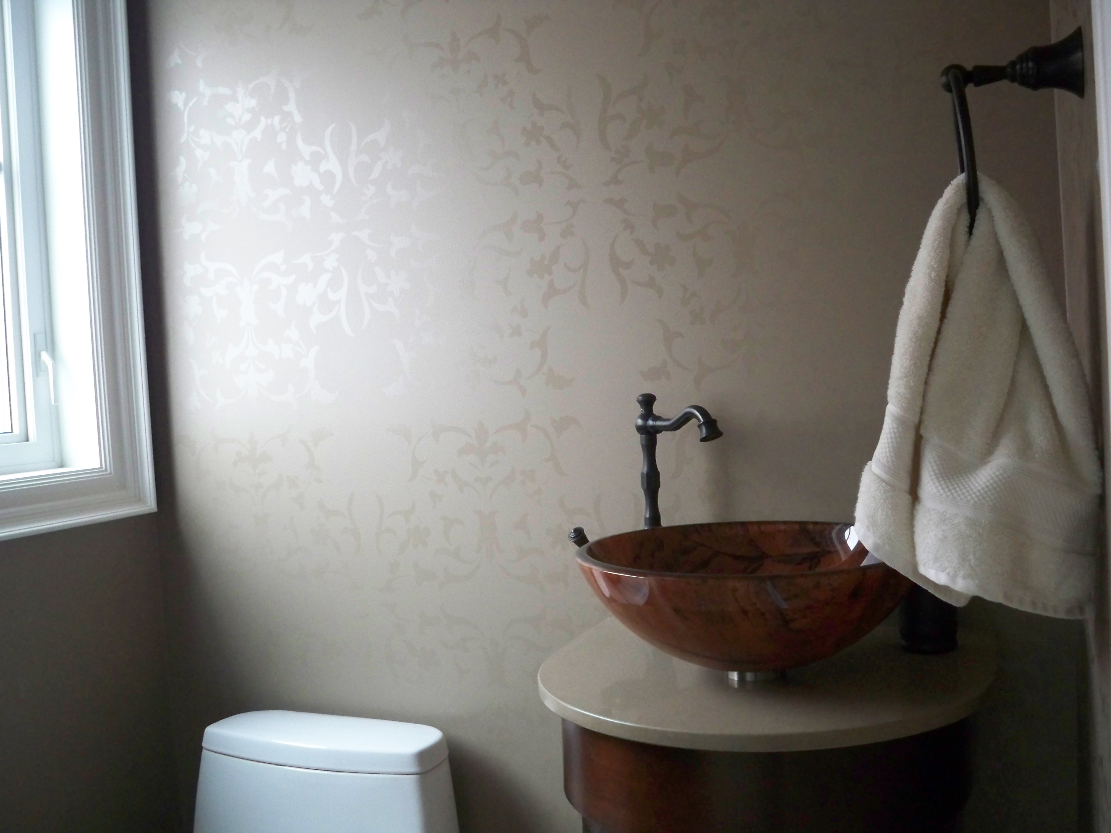 Murals By Marg Hand Painted Powder Room 1.JPG