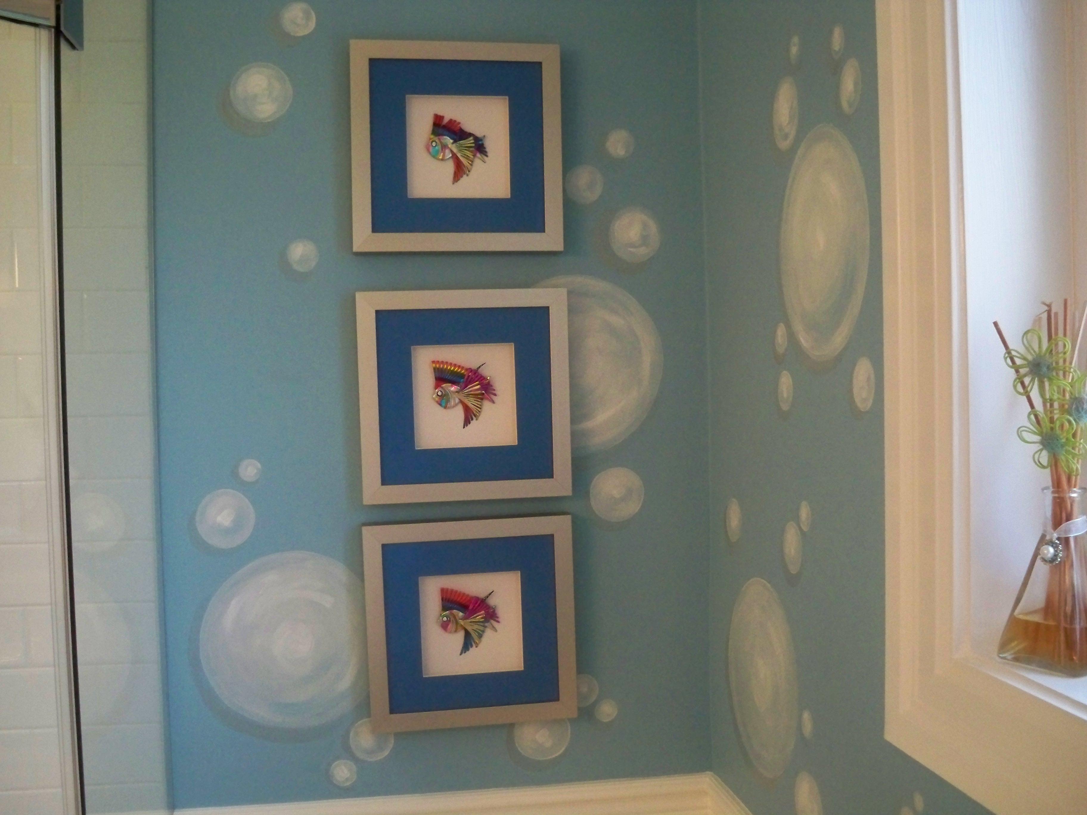 Murals By Marg Bubbles Bath Room 4.JPG