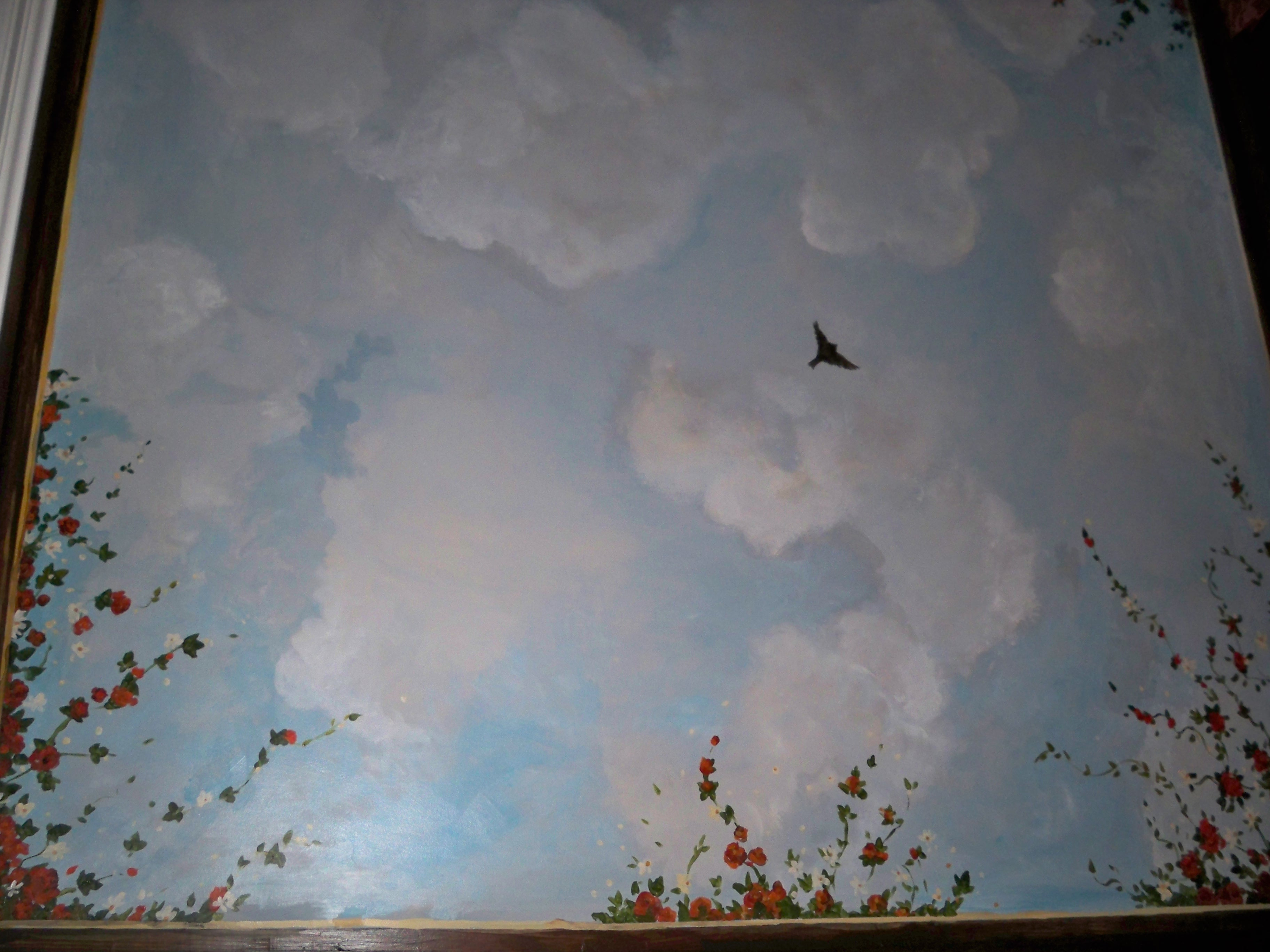 Murals By Marg Ceiling Mural 39