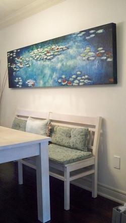 Murals By Marg Hand Painted Furniture kitchen dinnette set.jpg