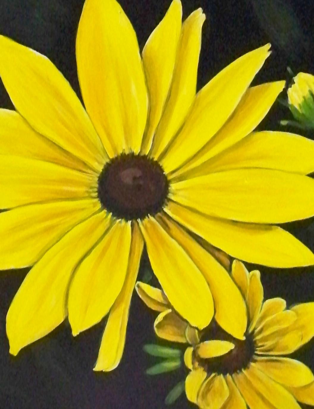 Murals By Marg sunflower2