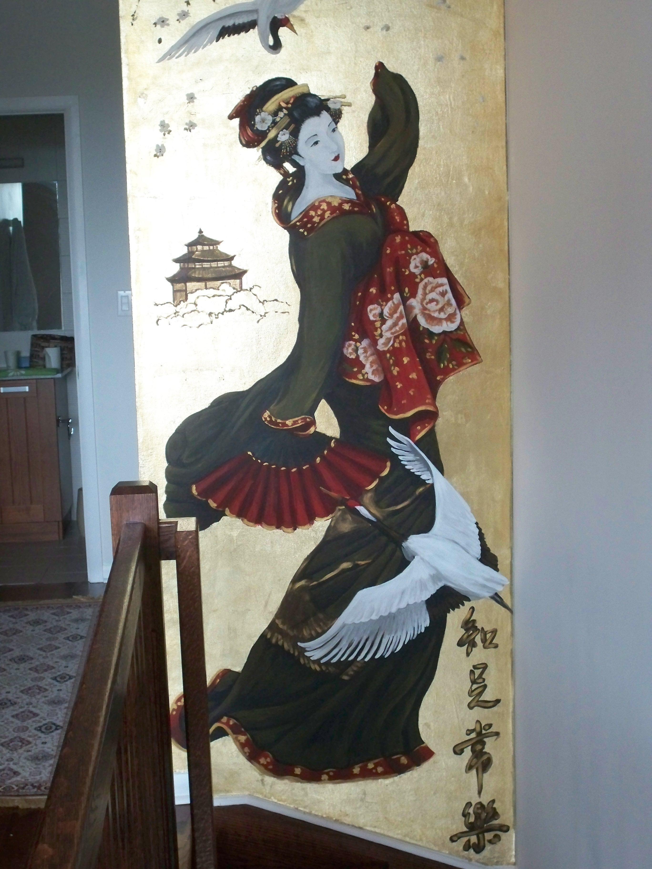 Murals By Marg Gold Leaf Mural 2.JPG