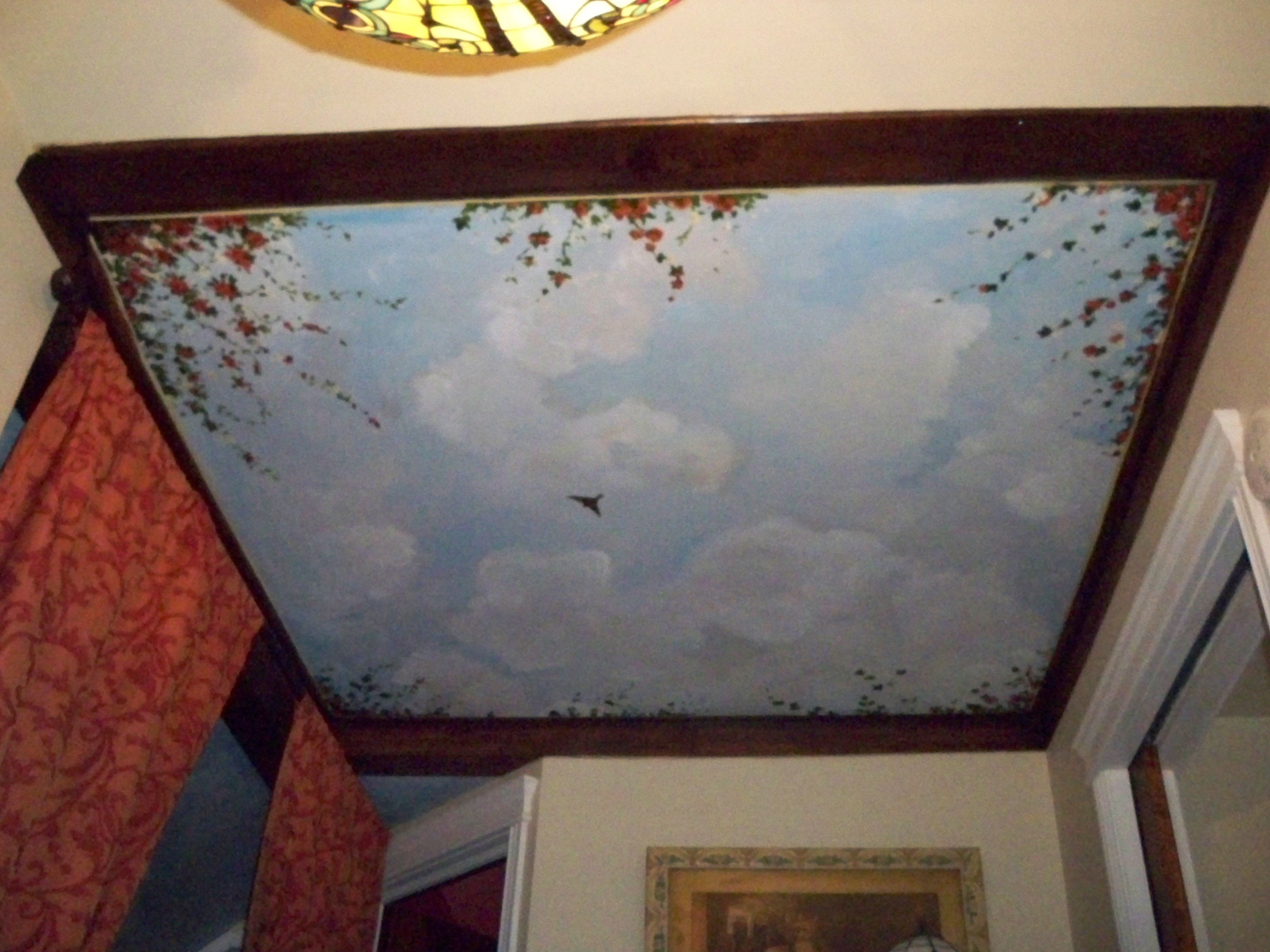 Murals By Marg Ceiling Mural 9