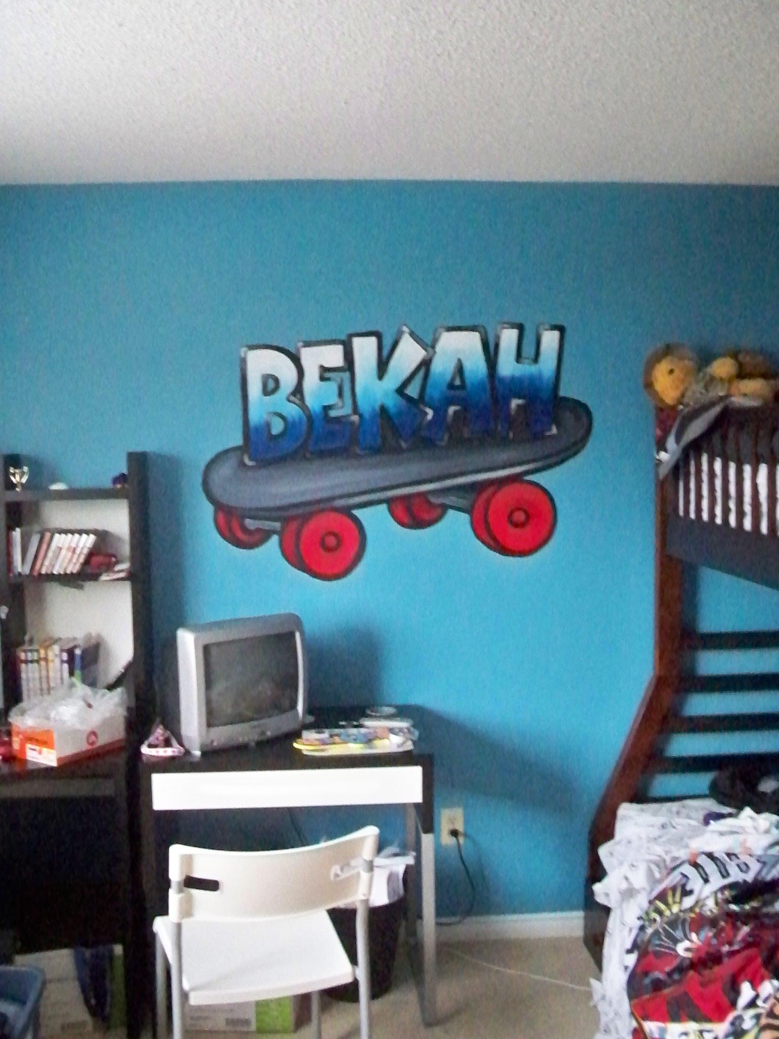 Murals By Marg Bekah's Room 2.JPG