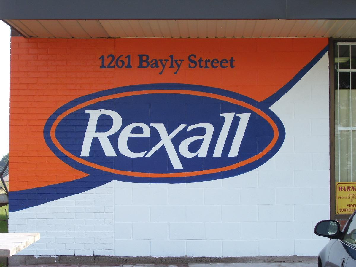 Murals By Marg Rexall Logo Mural  2007.jpg