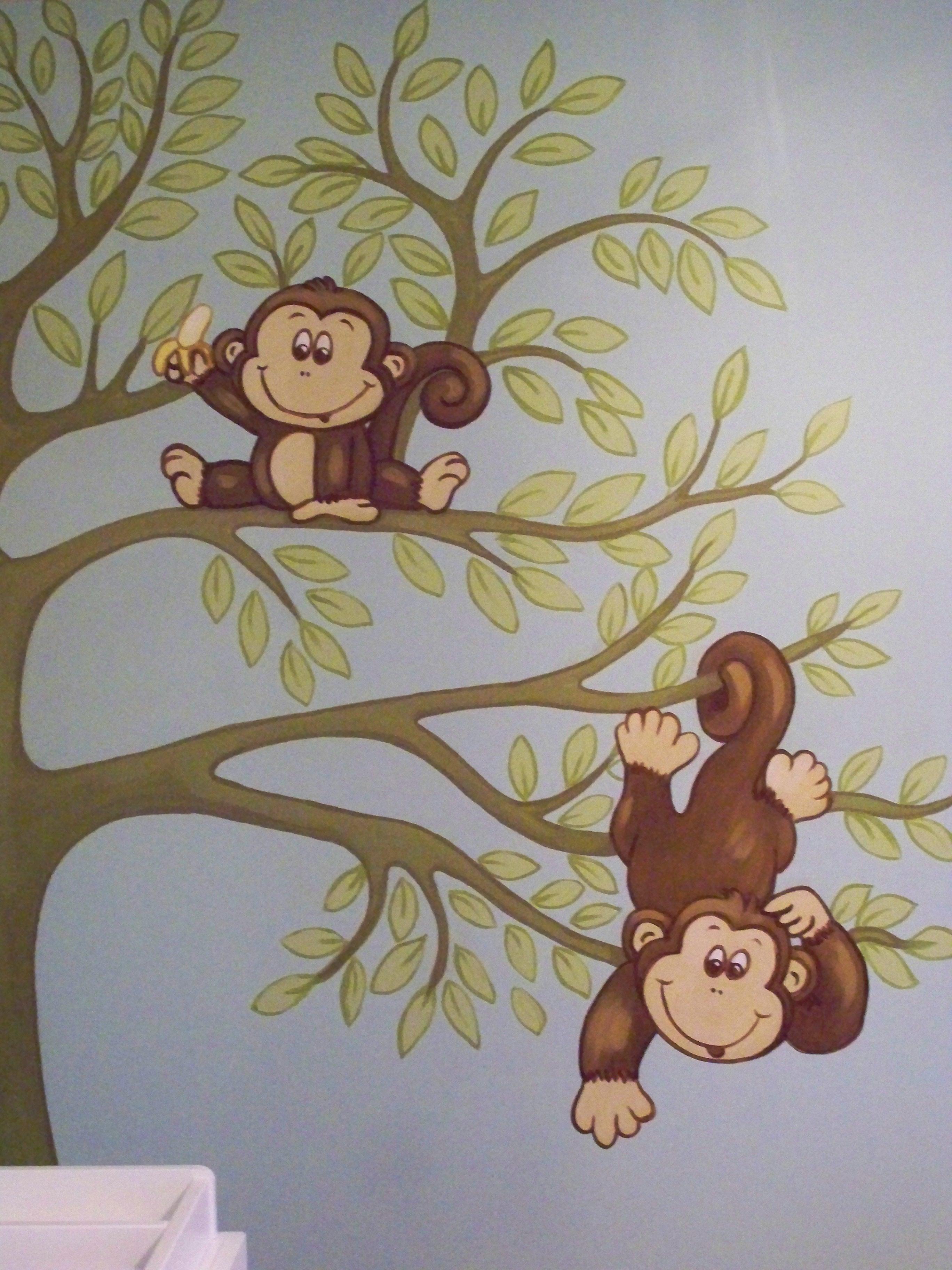 Murals By Marg Giraffe Nursery Mural 3.jpg