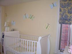 Murals By Marg Butterflies Nusery Mural 1.JPG