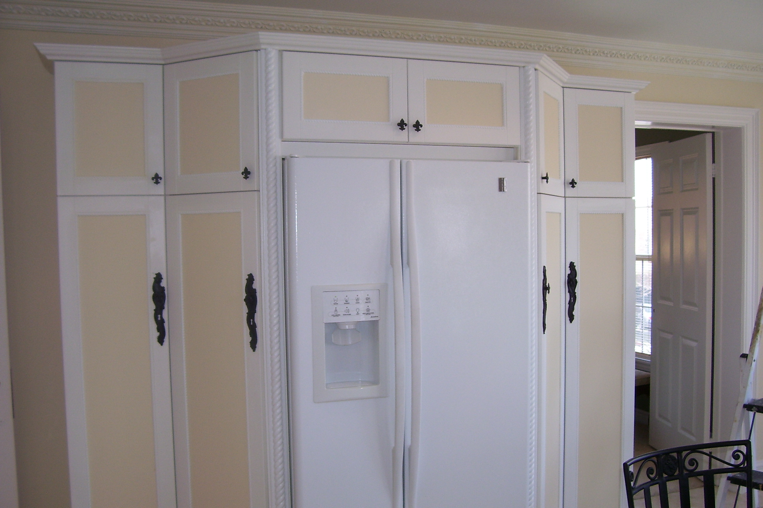 Murals By Marg Kitchen Cabinets Painted 2.JPG