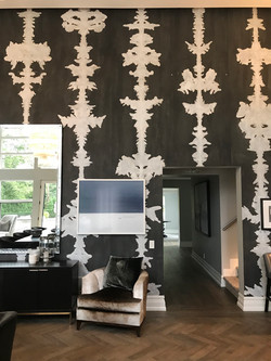 Murals By Marg Hand Painted Wallpaper