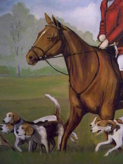 Murals By Marg Horse and Beagles.JPG