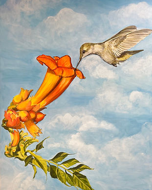 Murals By Marg Carrot Common Paintings o