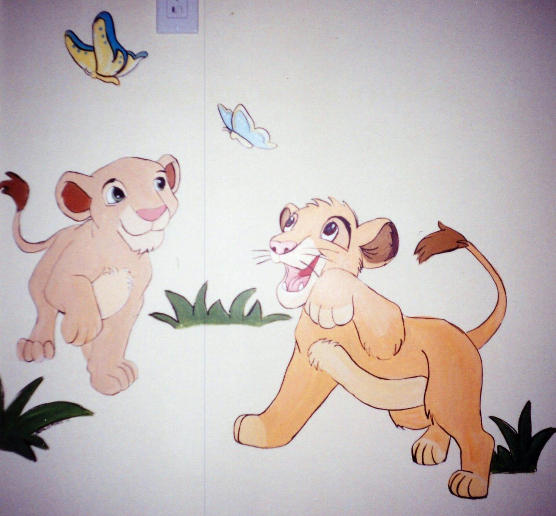 Murals By Marg Lion King Mural.JPG