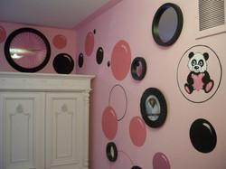Murals By Marg Girls Room Skylar 2012 6.JPG