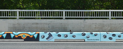 Murals By Marg StART Shoreham Cycle Trac