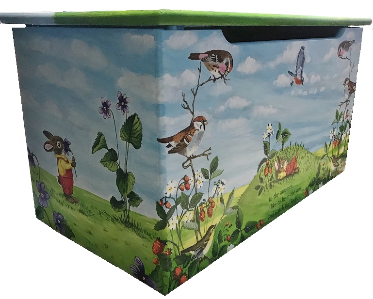 Murals By Marg Lily June's Toy Box 8