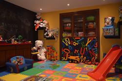 Murals By Marg -- Alphabet Playroom 1