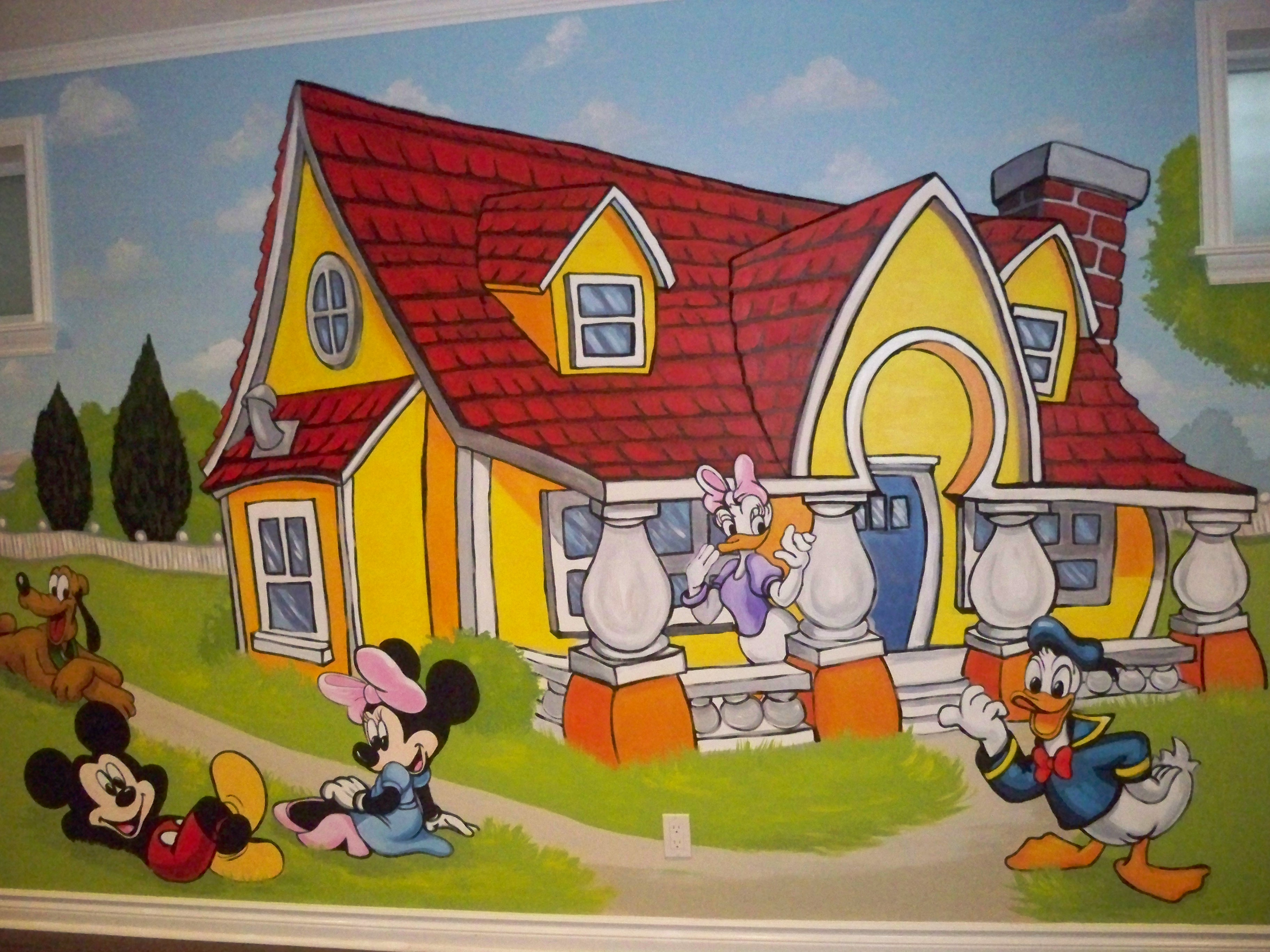 Murals By Marg Mickey Playroom Mural 6.JPG