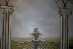 Murals By Marg Tuscan Trompe L'oeil 10.JPG