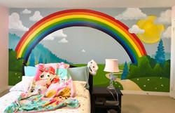 Murals By Marg Girls Bedroom Mural