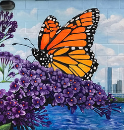 Murals By Marg Green Storage 1
