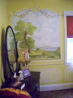 Murals By Marg Bedroom Trompe L'oeil 2.JPG