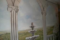 Murals By Marg Tuscan Trompe L'oeil 6.JPG