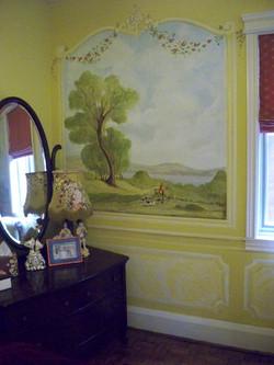 Murals By Marg Bedroom Trompe L'oeil 10.JPG