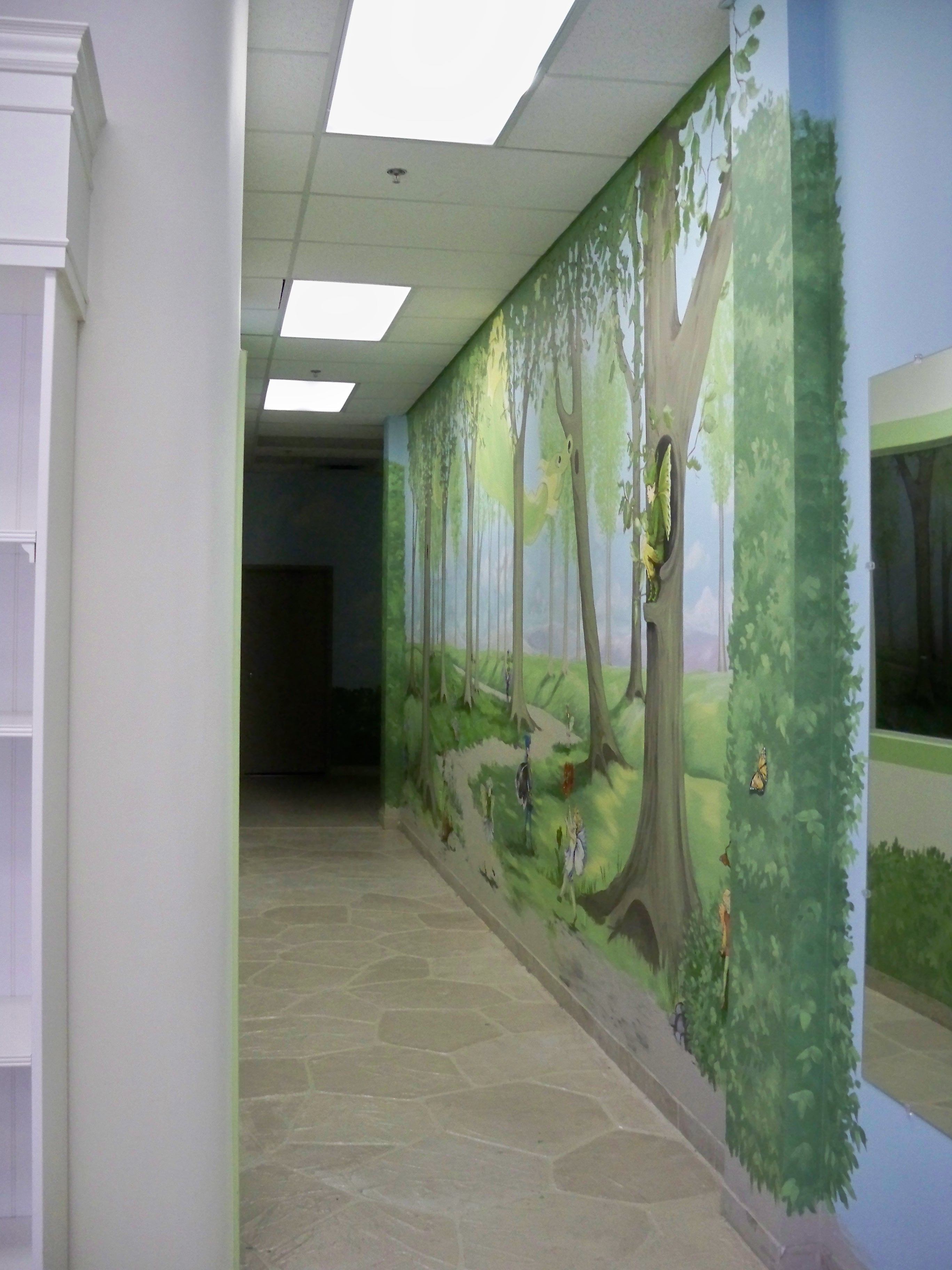 Murals By Marg Commerical Prop Becoming Thornhill Mural 2010 20.jpg