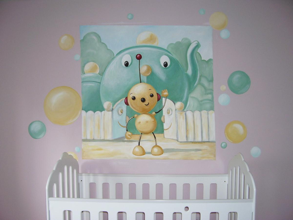 Murals By Marg Rollie Pollie Nursery Mural 1.JPG