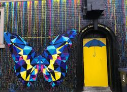 Murals By Marg Let Love Rain Down on RHV