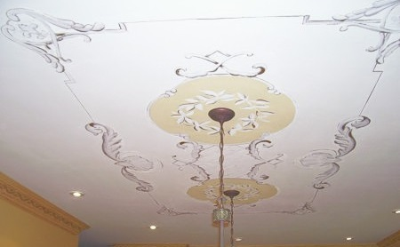 Murals By Marg Ceiling Mural
