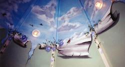 2 Turret Trompe l'oeil Detail 3