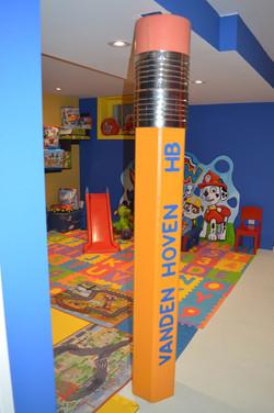 Murals By Marg -- Alphabet Playroom 5