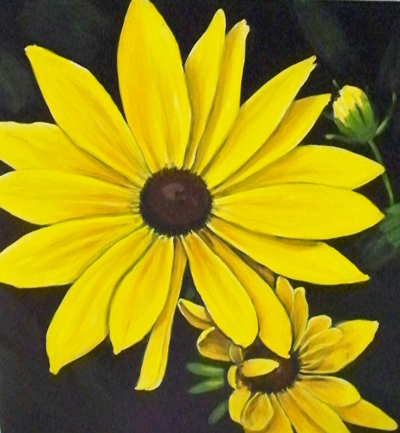 Original Art Sunflower 2011.jpg