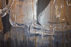 Glassware detail
