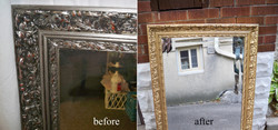 Murals By Marg Silver to Gold guilded mirror.jpg