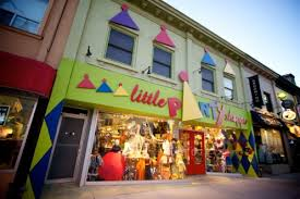 Little Party shoppe exterior