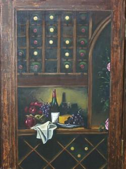 Murals By Marg Wine Cellar Trompe L'oeil 10.jpg