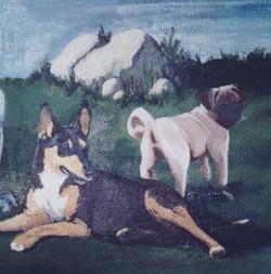 Murals By Marg --Hunting Scene 3.jpg