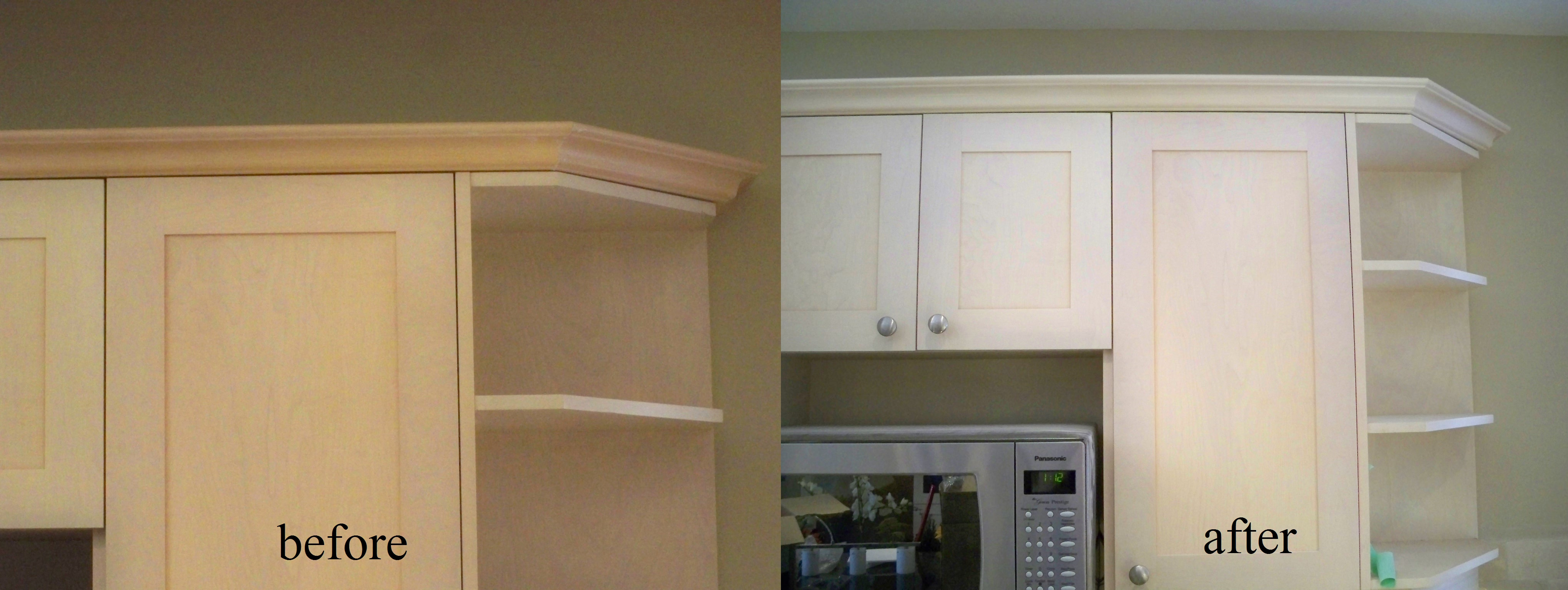 Murals By Marg Painted Kitchen Cabinet repair.jpg