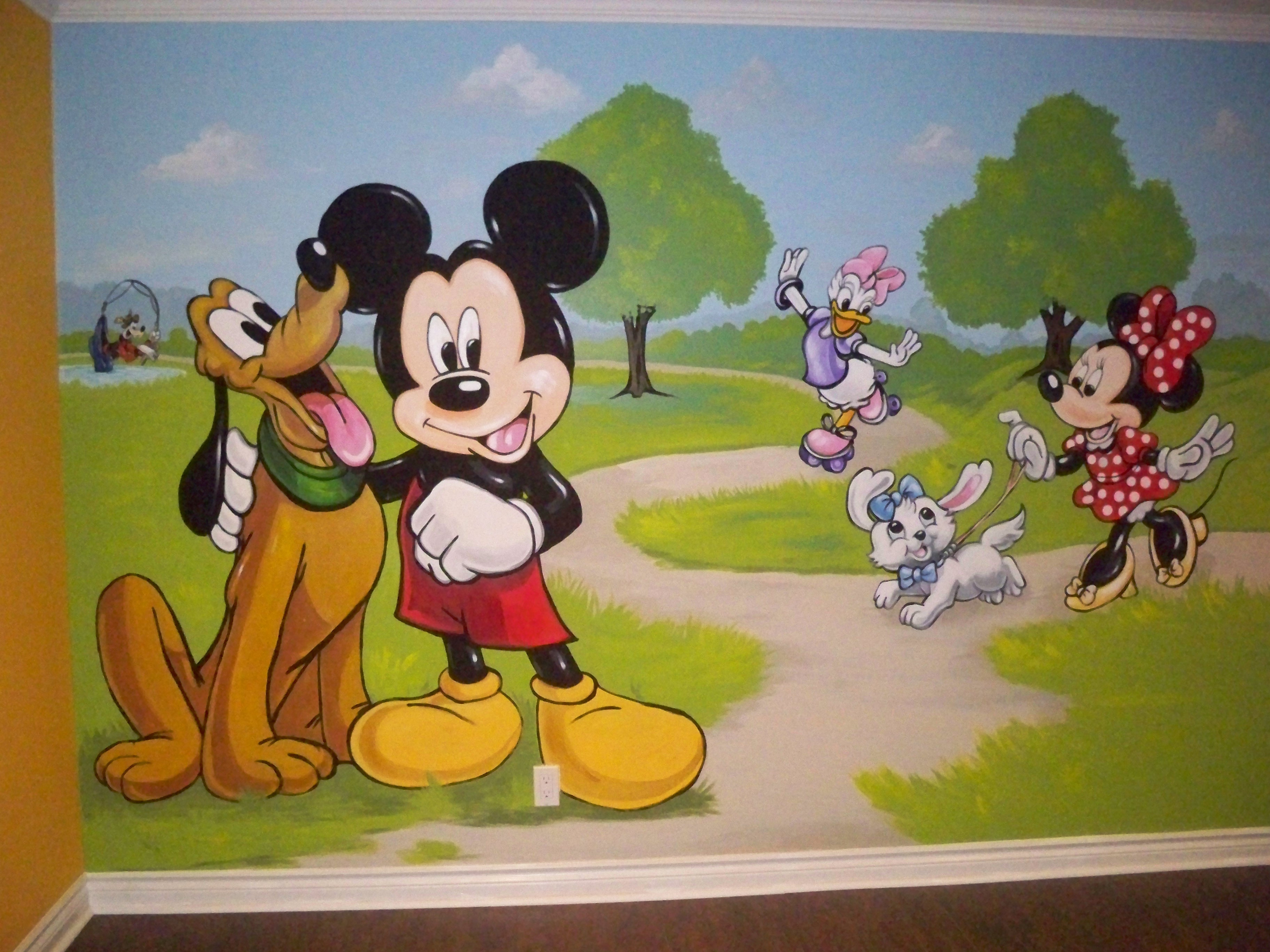 Murals By Marg Mickey Playroom Mural 2.JPG