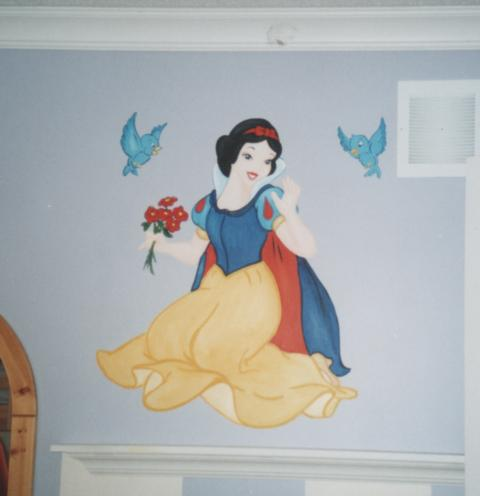 Murals By Marg Snow White Mural.JPG
