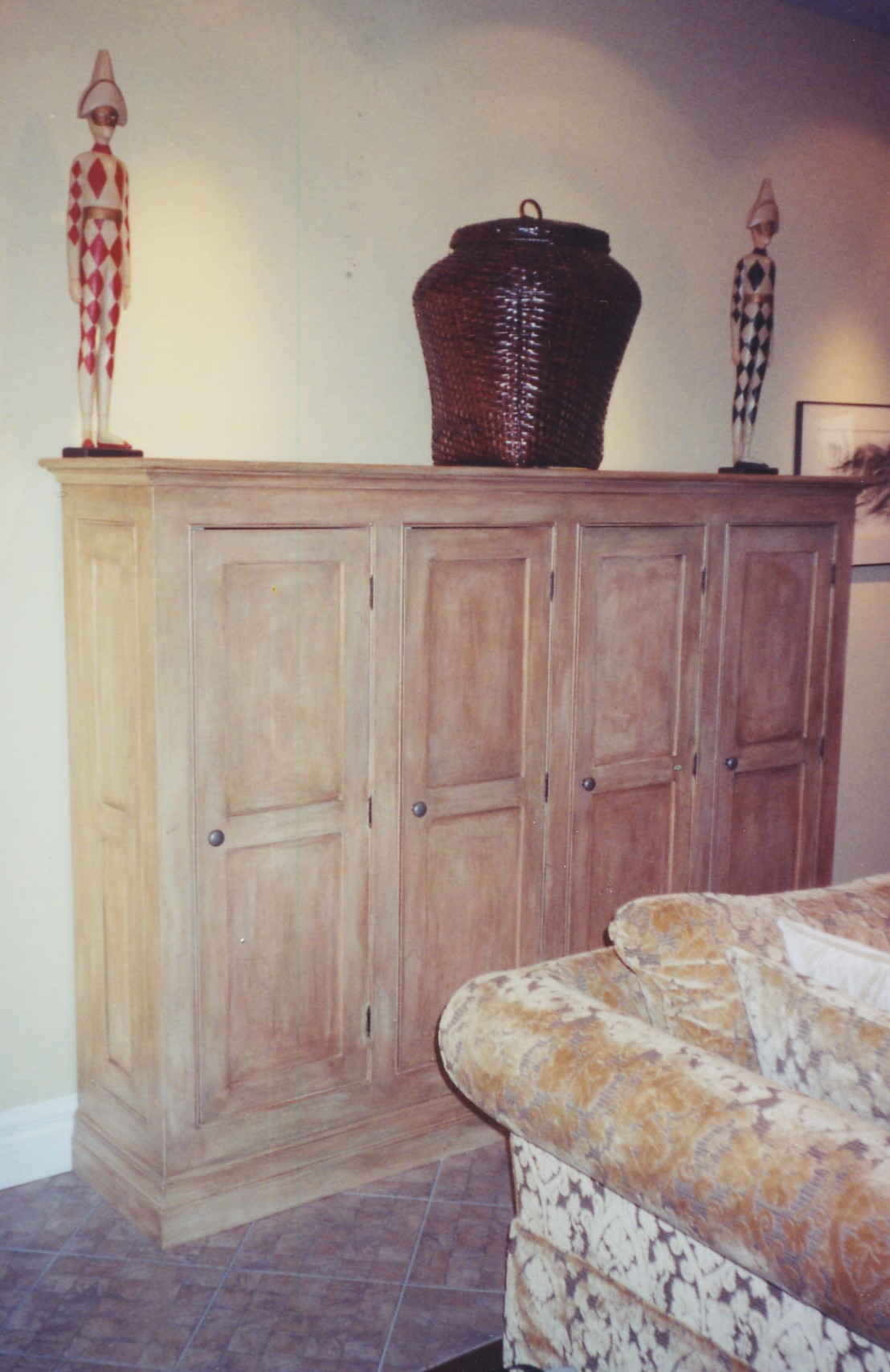 Murals By Marg Hand Painted furniture Armoire Reproduction.jpg