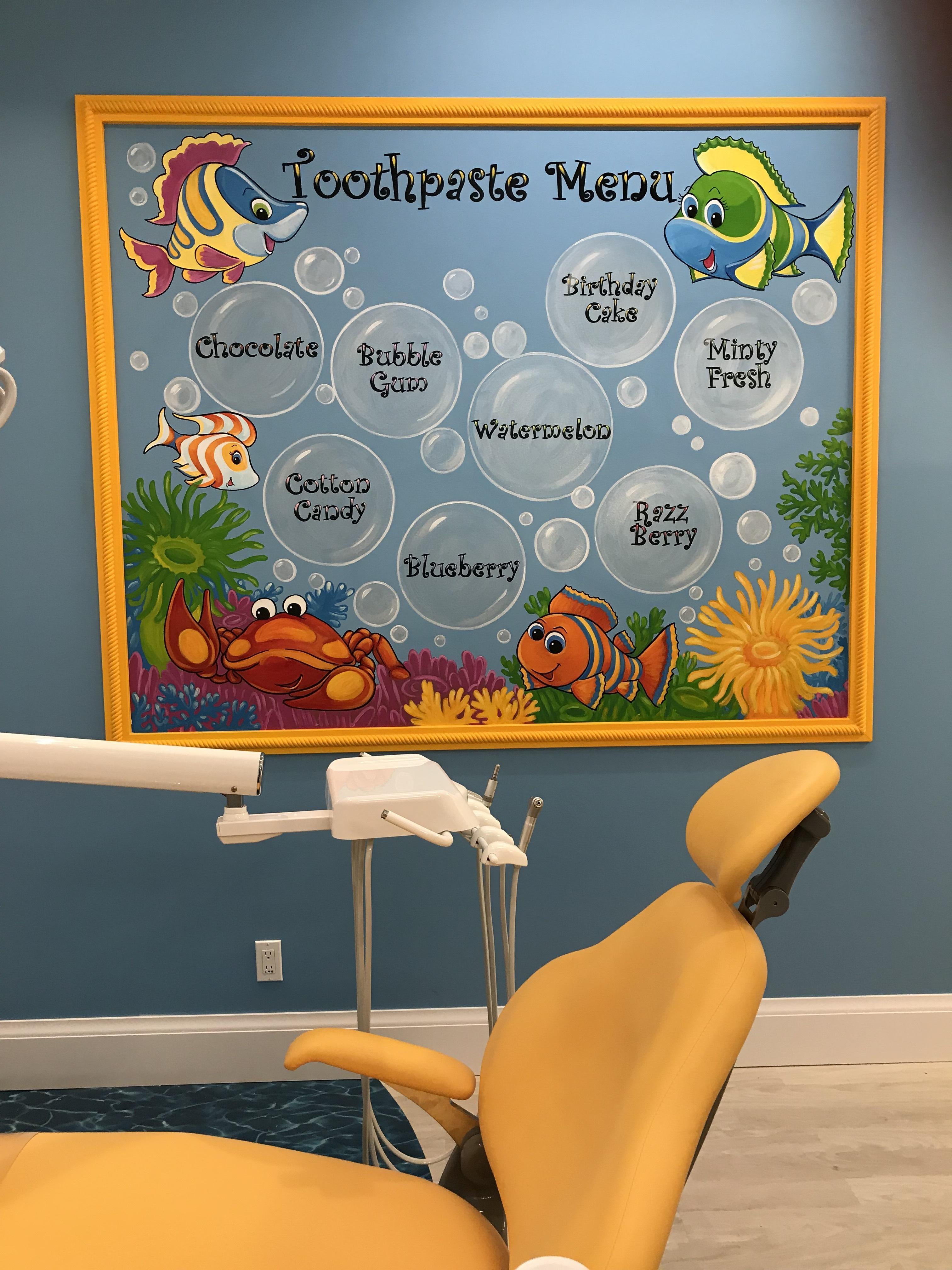 Murals By Marg- Atlantis Dentistry 2