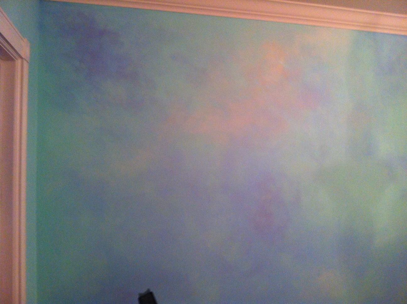 wall mural teen bedroom 2