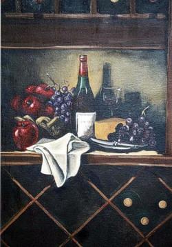 Murals By Marg Wine Cellar Trompe L'oeil 5.JPG