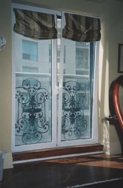 Wrought Iron Window Design